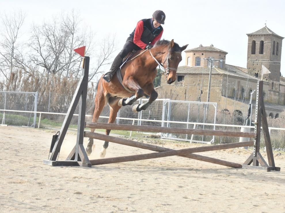 Concurso Social de salto en Salas