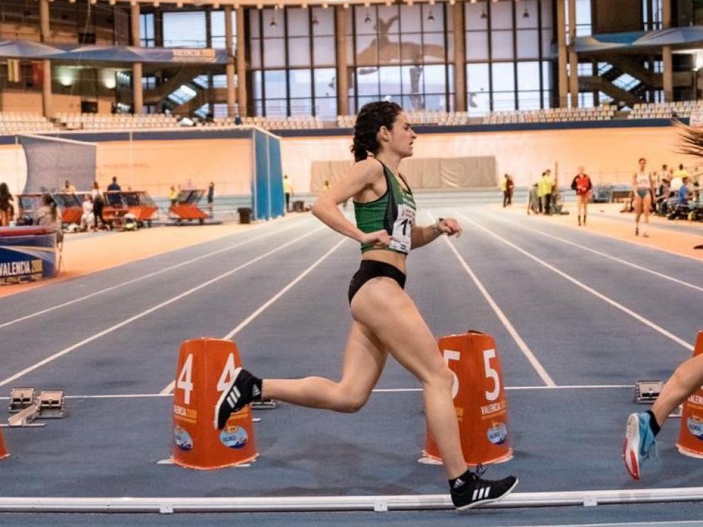 Cristina Espejo, opción más clara de medalla