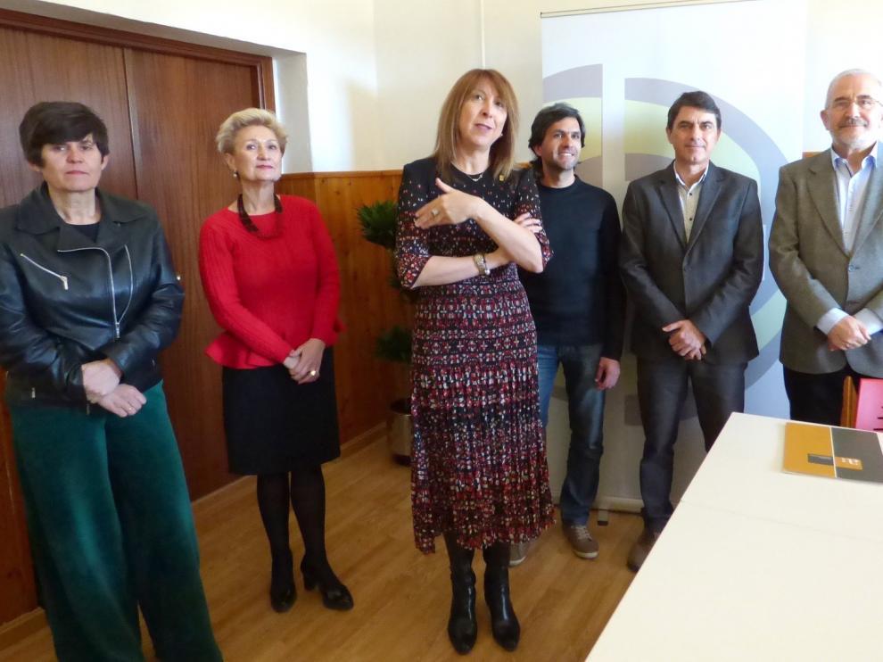 Sabiñánigo estrena su Centro de Emprendedores, un semillero de ideas y proyectos