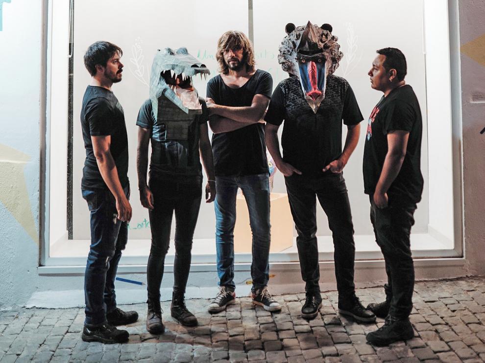 El Verbo Odiado comienza en Huesca la gira para presentar su primer LP