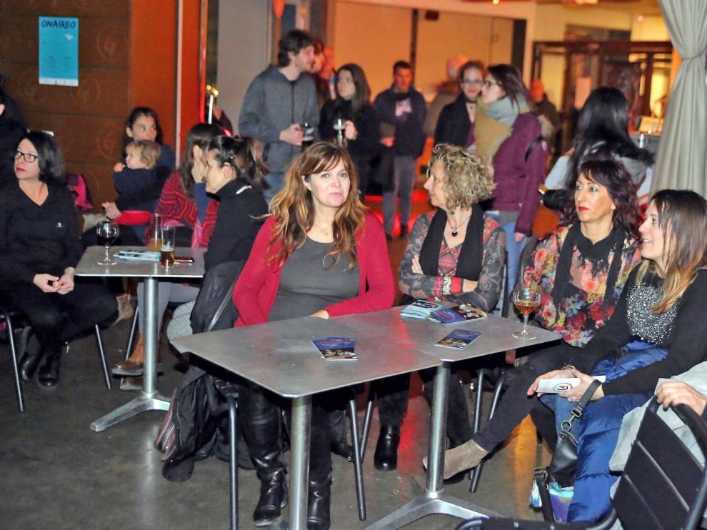 La entidad Onaireo inicia su recorrido en Huesca para promover la inclusión social a través del arte