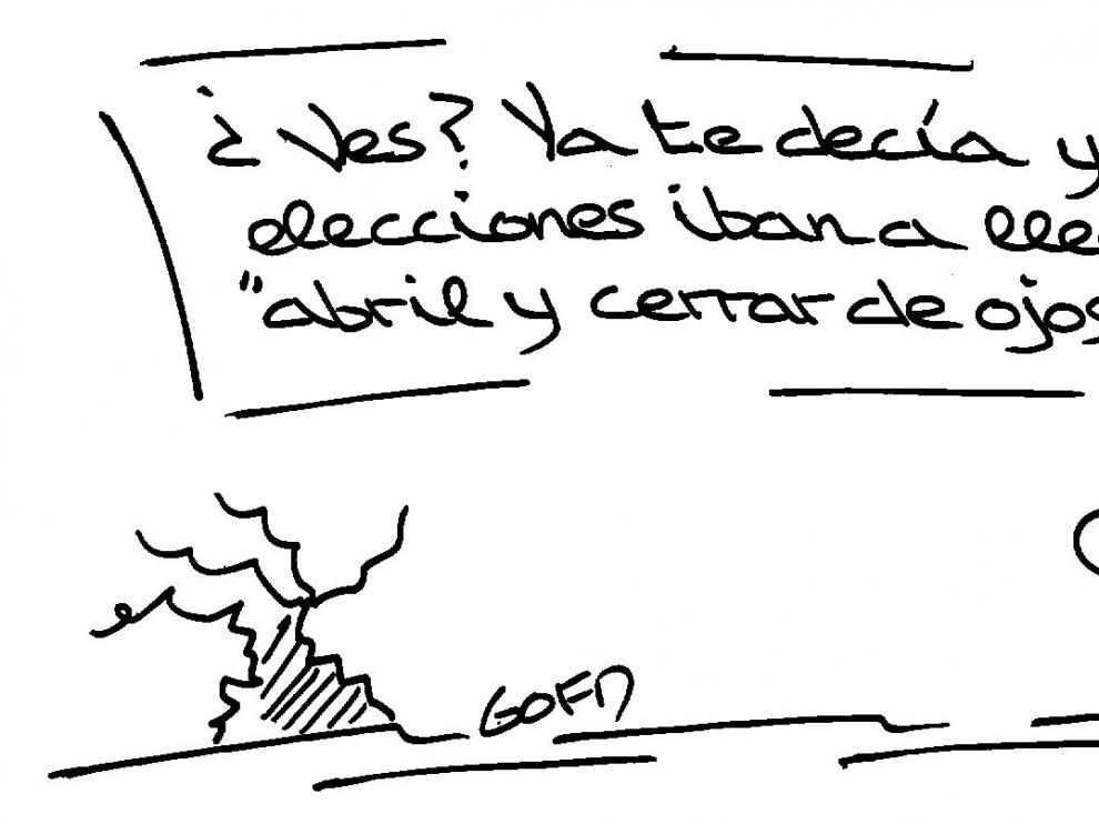 AL DÍA Gofi