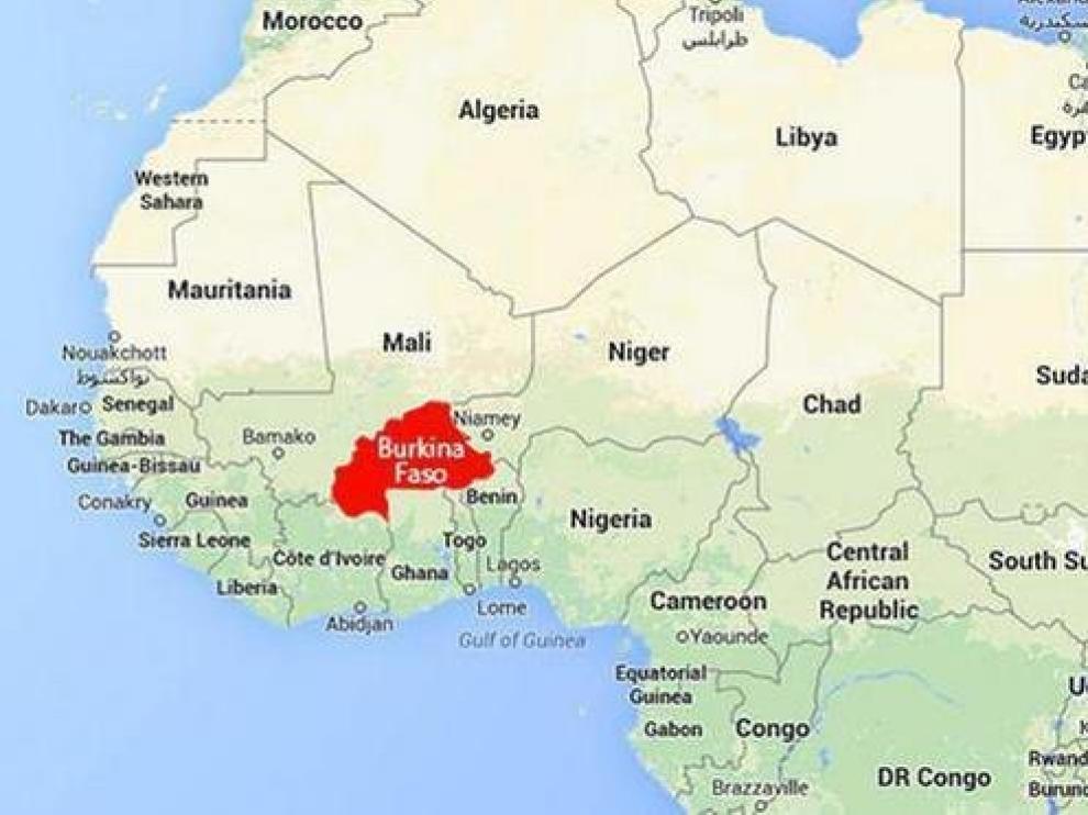 Matan a un misionero español en un atentado yihadista en Burkina Faso