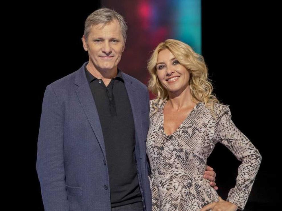 """Viggo Mortensen, invitado este domingo a """"Versión española"""""""