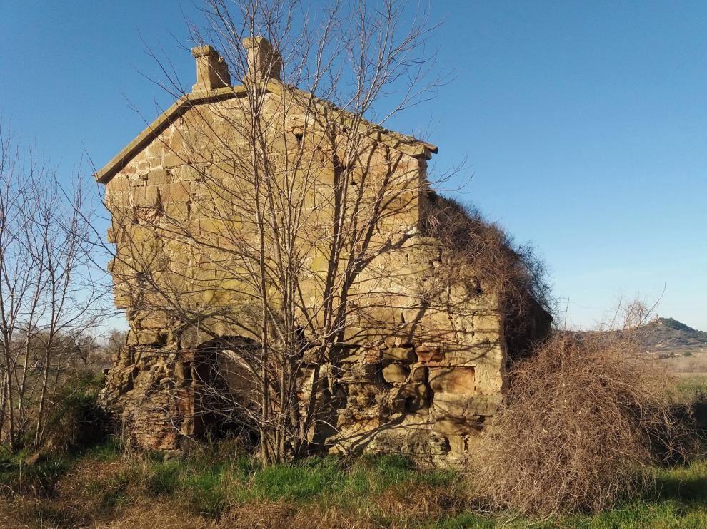 La iglesia de Ariéstolas