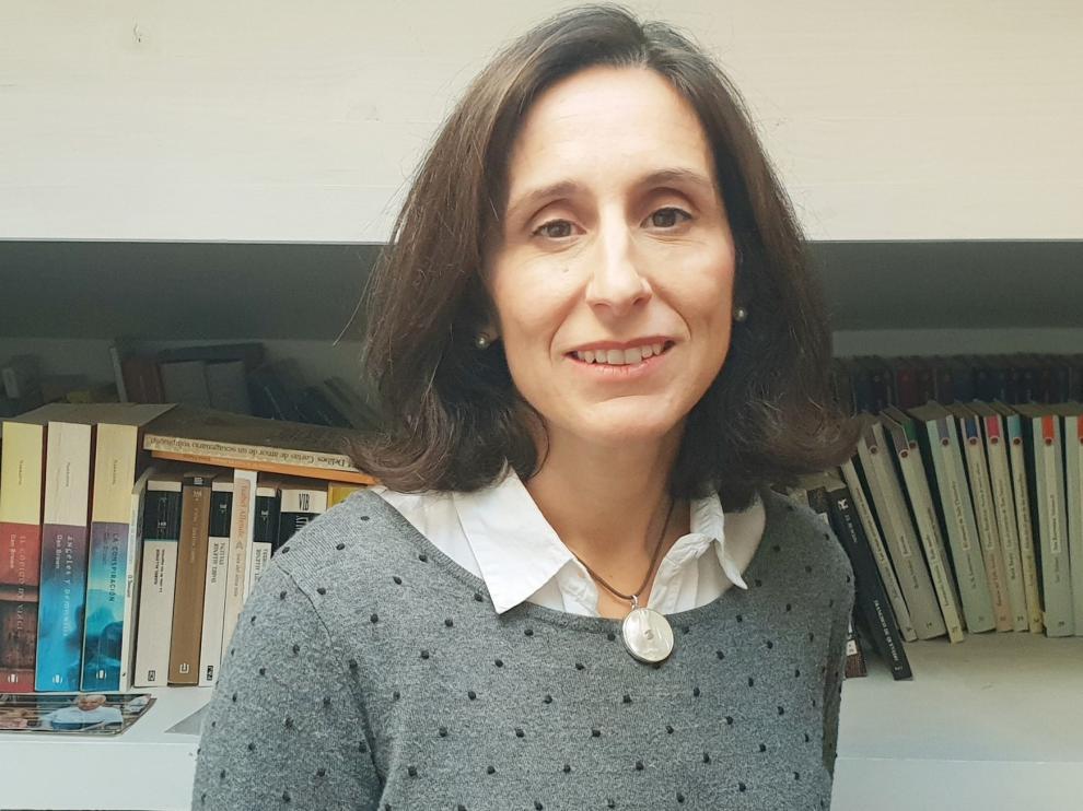 """Gloria Fortuño: """"La inventora del wifi fue una ingeniera y actriz de la época nazi"""""""