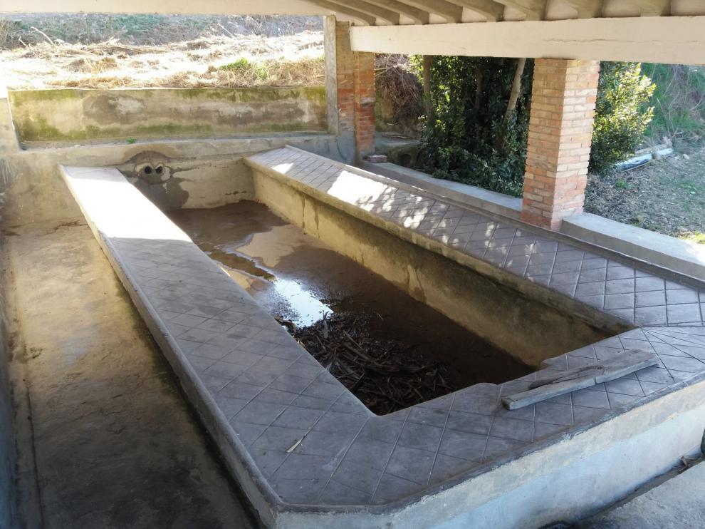 El lavadero de Cofita