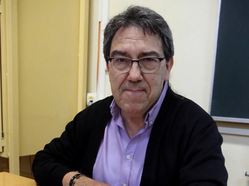"""Paco Bailo: """"El profesor no tiene el monopolio de la sabiduría, hay que debatir"""""""