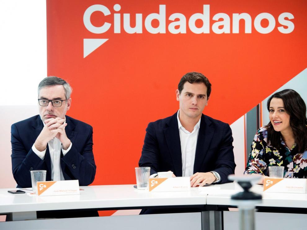 """Ciudadanos da """"portazo"""" al PSOE a dos meses del 28A"""