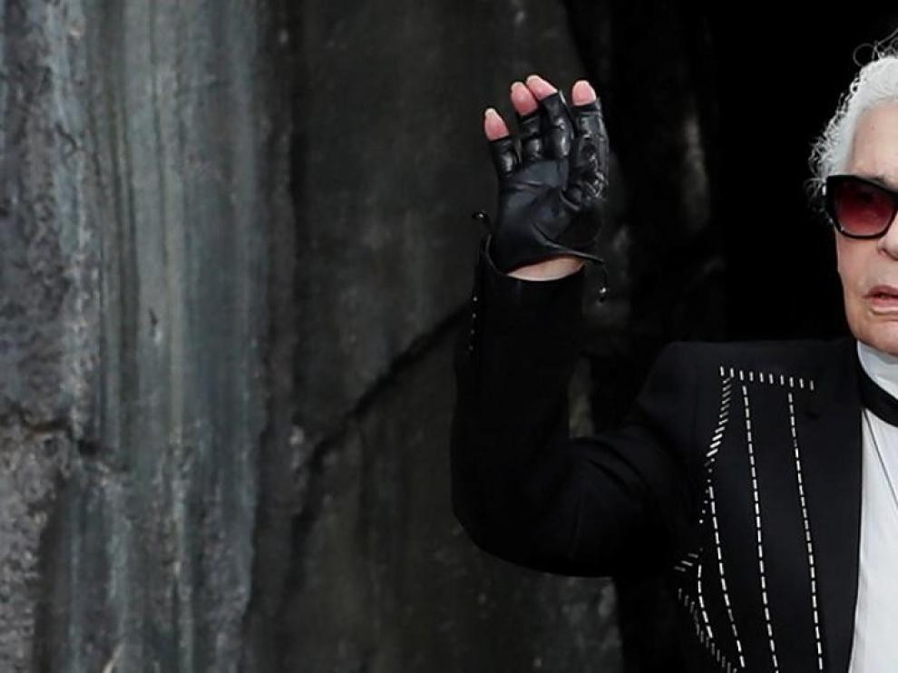 Fallece el icónico diseñador de Chanel Karl Lagerfeld