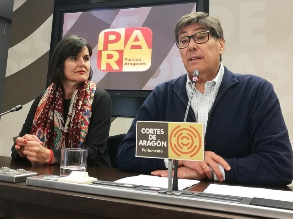 El PAR plantea un fondo estatal contra la despoblación