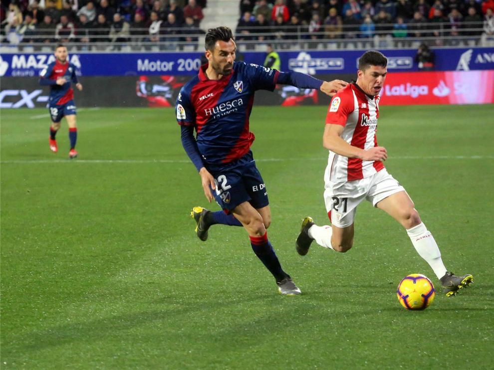 El partido Huesca-Athletic fue lo más visto del día en la TDT