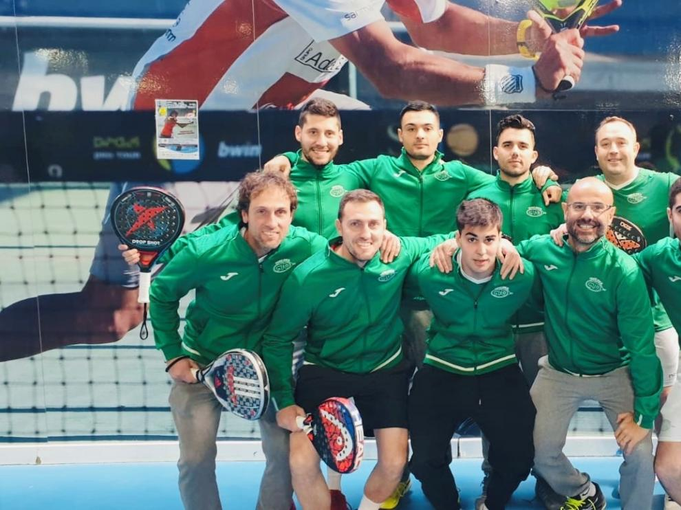 CT Osca se mantiene en la élite, tras lograr la permanencia en el Campeonato de Aragón