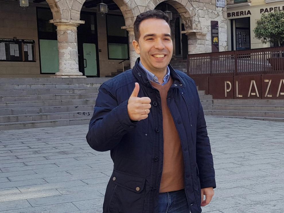 Jesús Guerrero repite en Monzón como candidato del PAR a la Alcaldía
