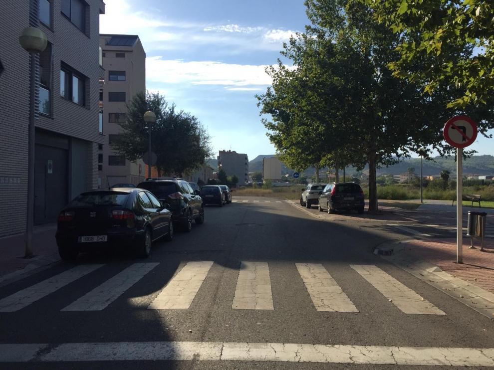 El Ayuntamiento de Fraga adjudica la terminación de la calle Teruel de la localidad