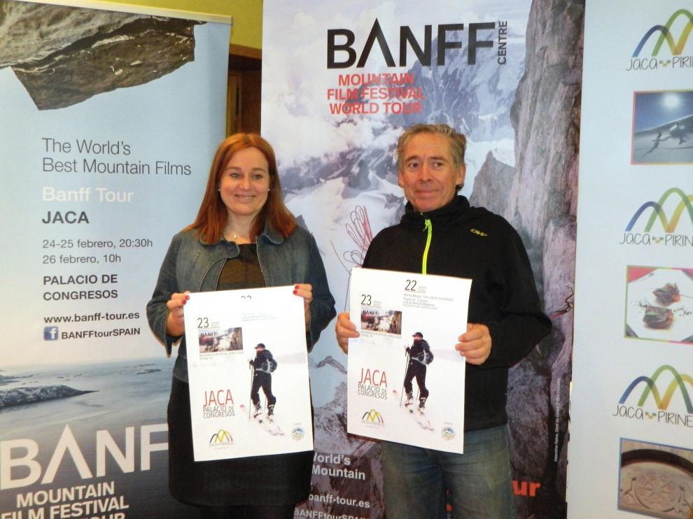 Jaca se sumerge en el cine de montaña este sábado dentro del festival Banff