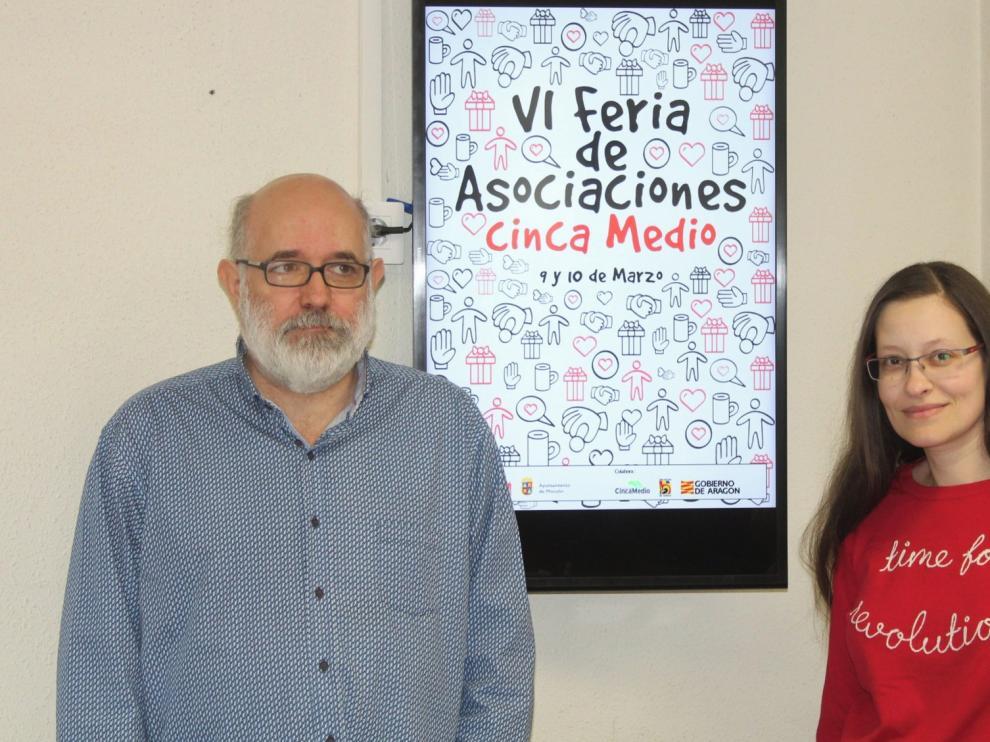La VI Feria de Asociaciones del Cinca Medio reunirá en Monzón a 44 expositores