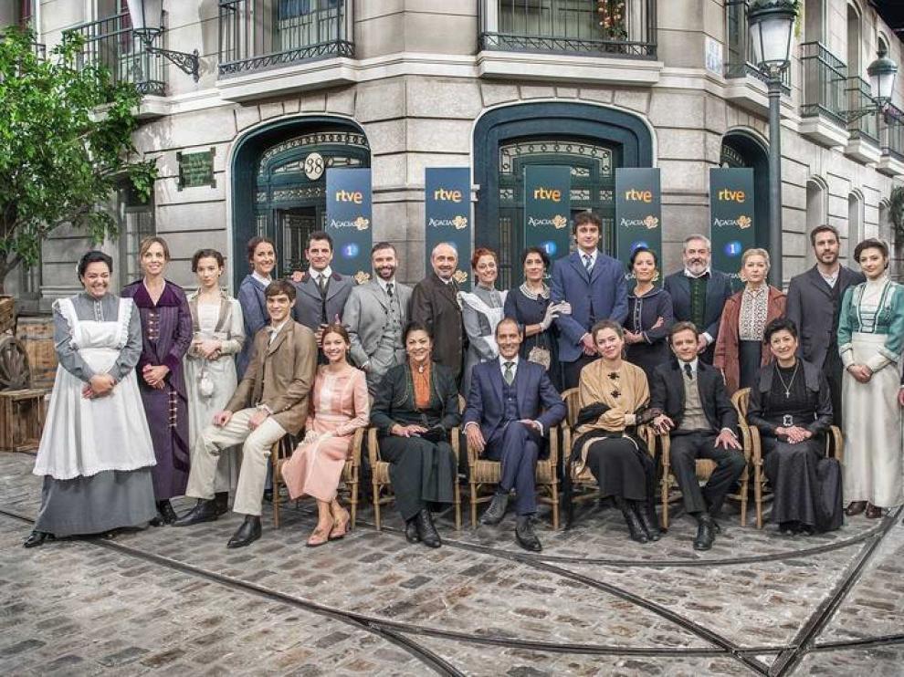 """""""Acacias 38"""" salta a 1913 con renovadas tramas y personajes"""