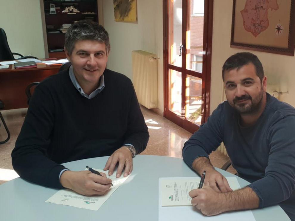 El concejal del Ayuntamiento de Monzón Miguel Aso se da de baja de Izquierda Unida