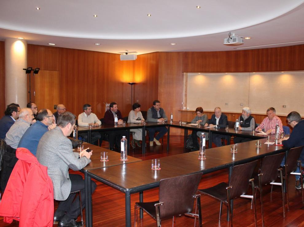 Piden al Gobierno aragonés que permita la recuperación del Camino de San Úrbez entre Huesca y Añisclo