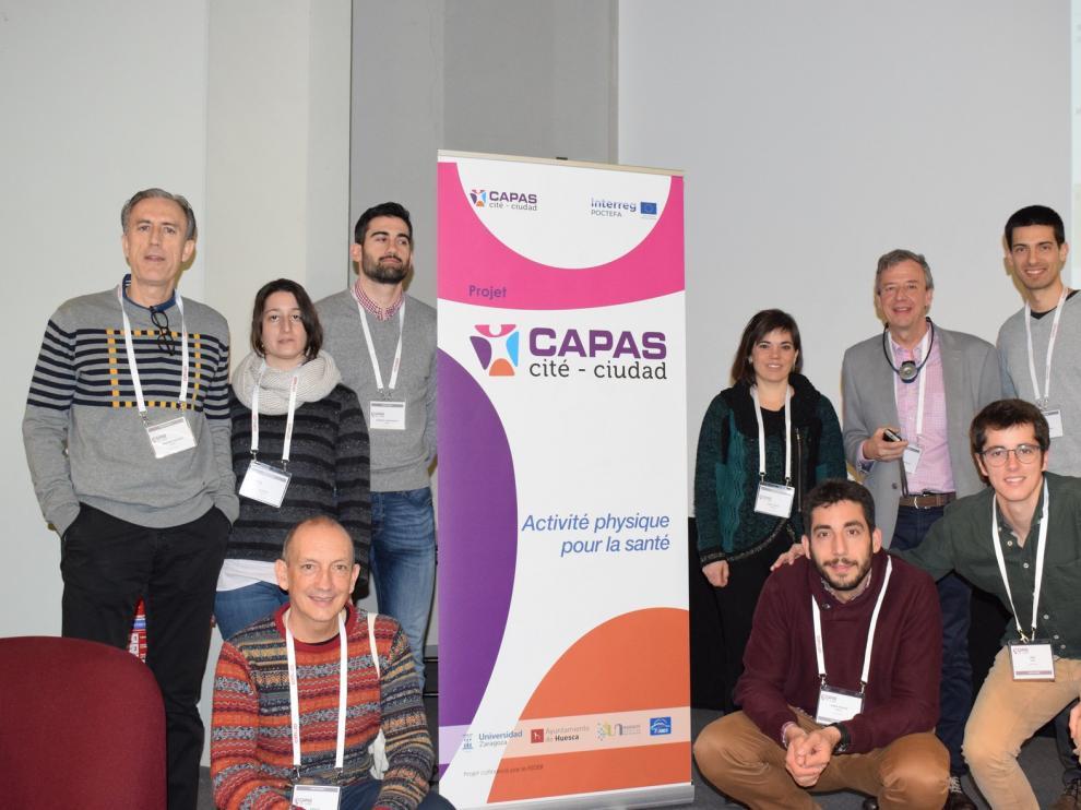 Capas-Ciudad desarrolla el estudio de la promoción de la actividad física y la lucha contra el sedentarismo