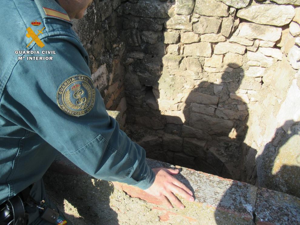 La Guardia Civil intensificará la inspección de pozos y balsas de riego en toda la provincia