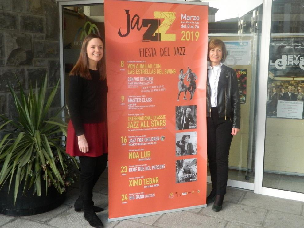 Dan Barrett y Ximo Tébar, estrellas del club de jazz de Jaca