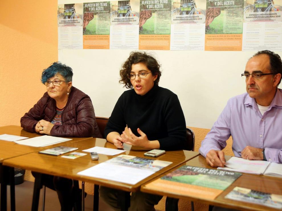 La bici, eje de las jornadas ambientales del Perpetuo Socorro de Huesca