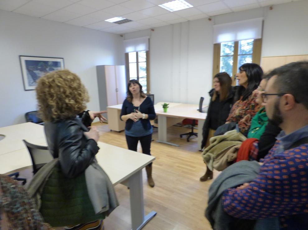 El Centro de Emprendedores de Sabiñánigo inicia su actividad
