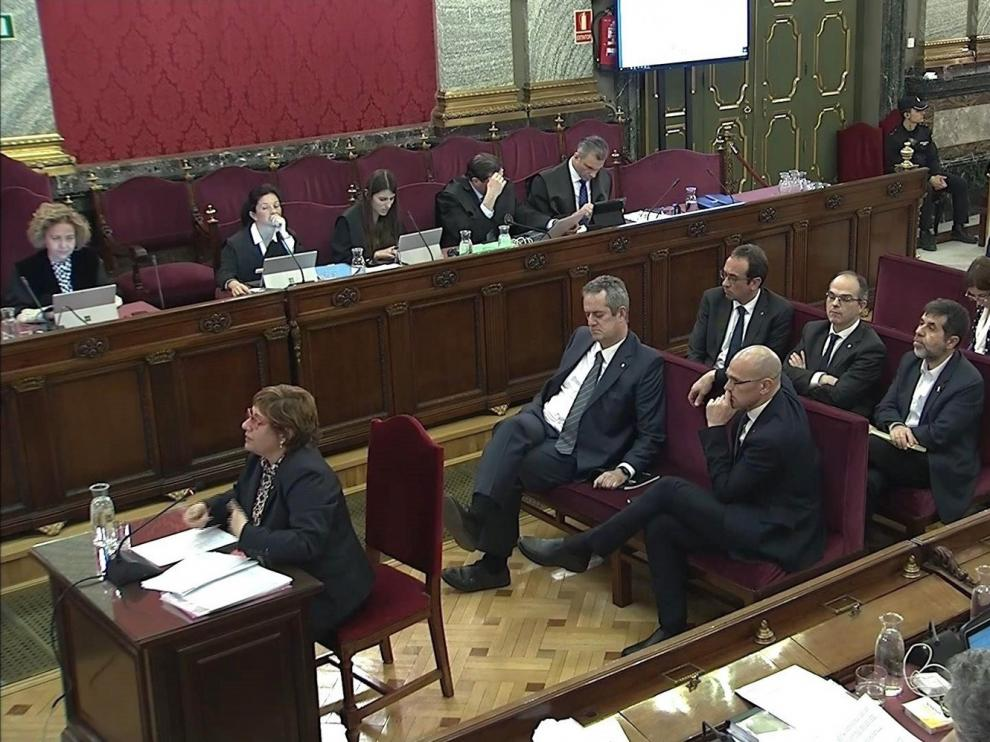 Josep Rull admite que no había plan para ejecutar la DUI