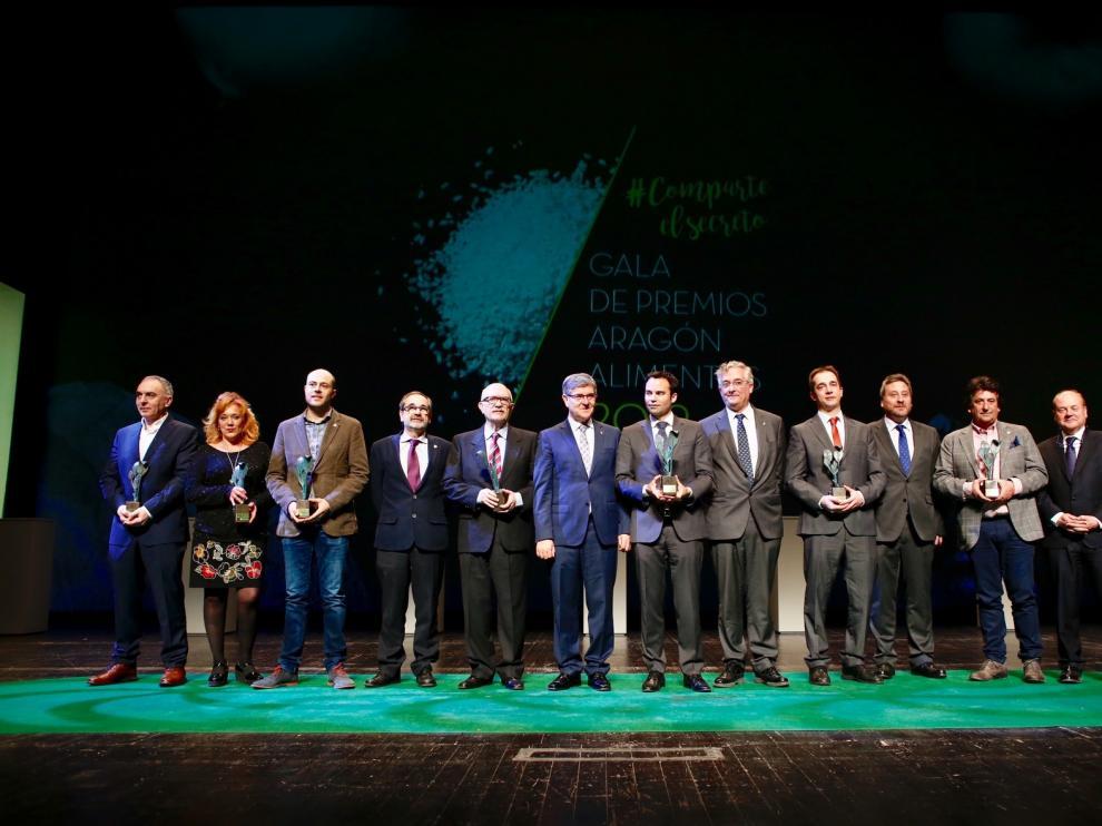 El cocinero Javier Matinero, reconocido con el Premio Aragón Alimentos