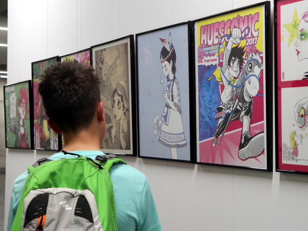 """Fernando Casaus, ilustrador y diseñador gráfico: """"La mayoría de autores de cómic publicamos en el extranjero"""""""