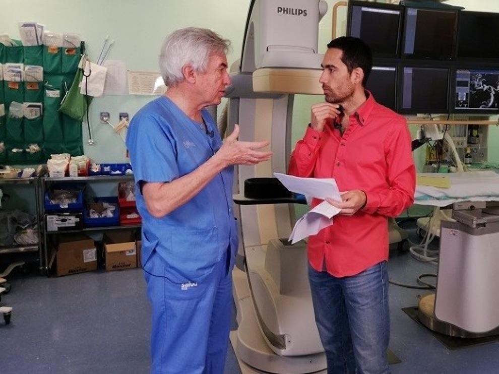 """Tecnología y medicina se alían contra la enfermedad en """"En ruta con la ciencia"""""""