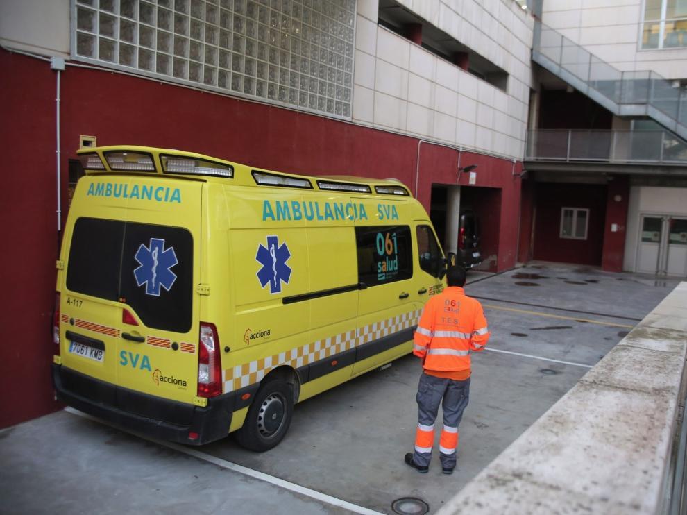 """CSIF Huesca advierte del """"maltrato"""" que sufre el transporte sanitario en la provincia de Huesca"""