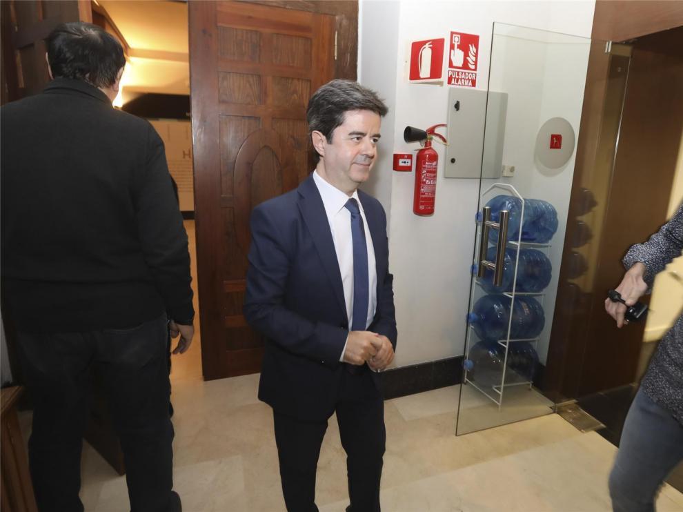 La comisión de investigación exculpa al Ayuntamiento de Huesca por la gestión de la información del caso de presuntos abusos sexuales