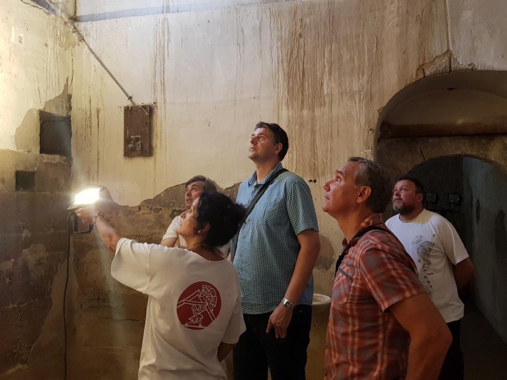 Educación iniciará en breve el expediente para declarar BIC la Iglesia de Cofita