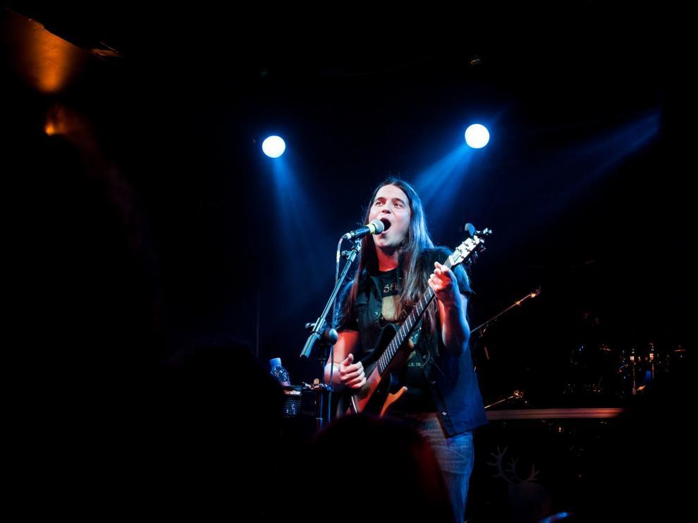 """Juako Malavirgen estrena su espectáculo """"Cantando por los codos"""" en Huesca este viernes"""