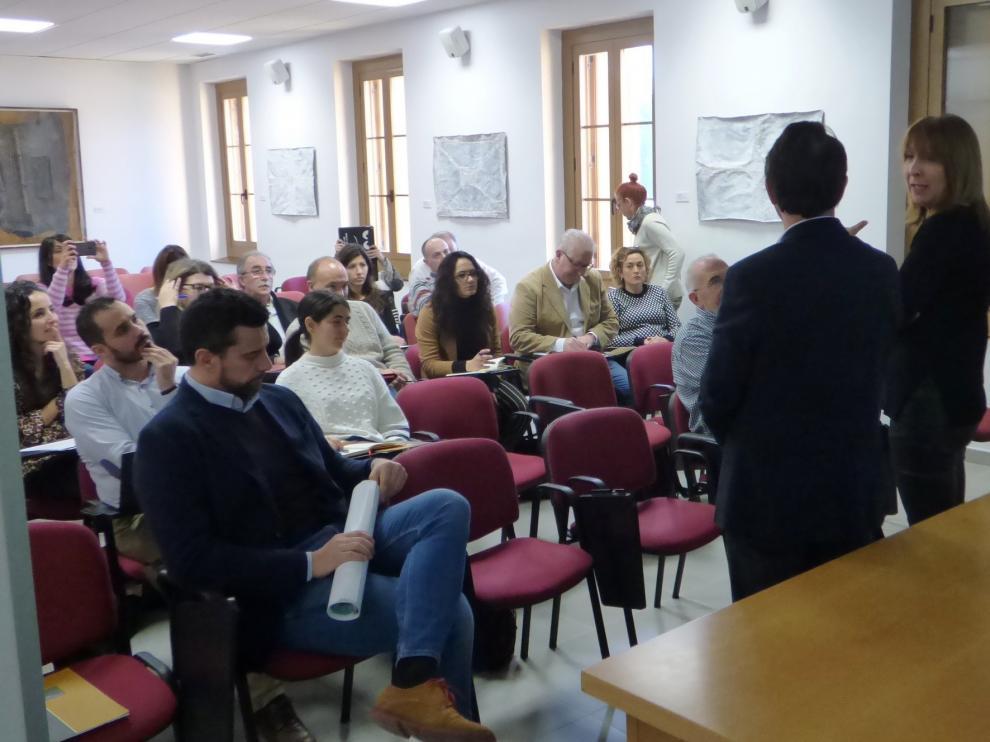 Sabiñánigo estrena su centro de emprendedores