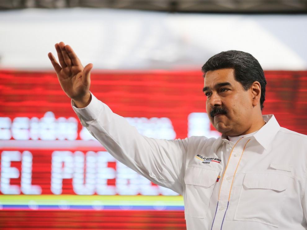 Maduro cierra la frontera con Brasil y tal vez con Colombia