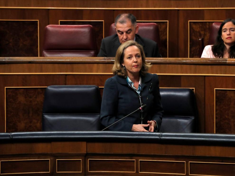 El Parlamento mantiene el impuesto hipotecario a la banca