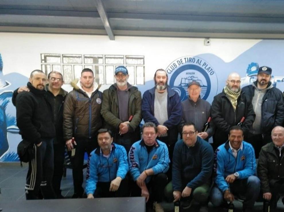 Torneos de tiro en Huesca y Monzón