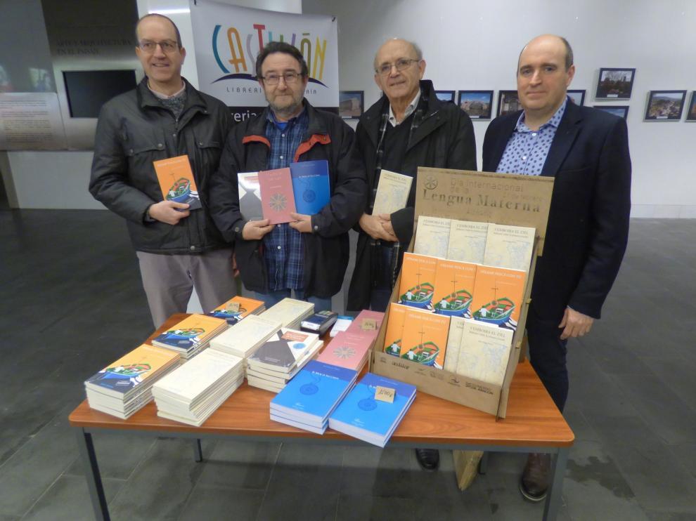 Juan Carlos Marco y José Solana ponen en valor el aragonés