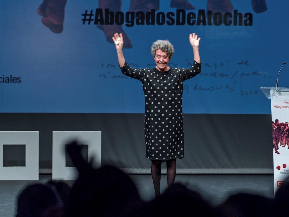 Rosa María Mateo llama a defender la libertad
