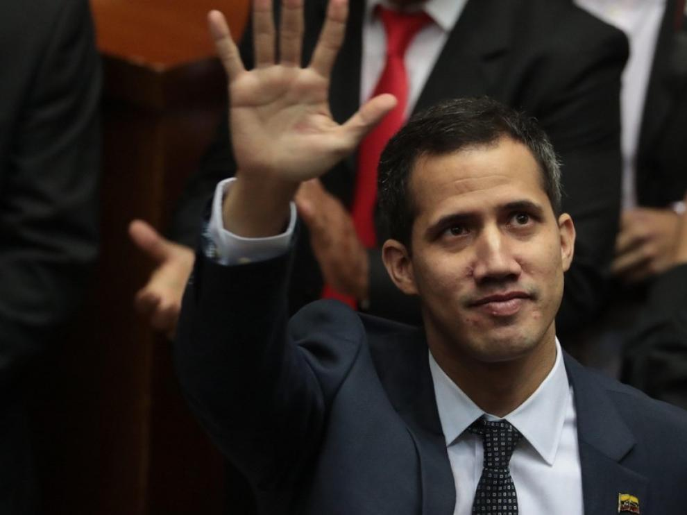 Guaidó reafirma la autorización para el ingreso de ayuda humanitaria a Venezuela