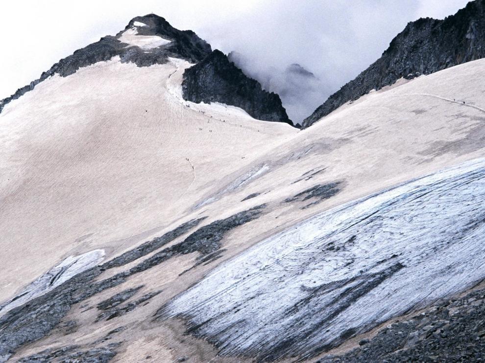 Los glaciares del Pirineo han perdido el 75 % de su superficie desde 1980