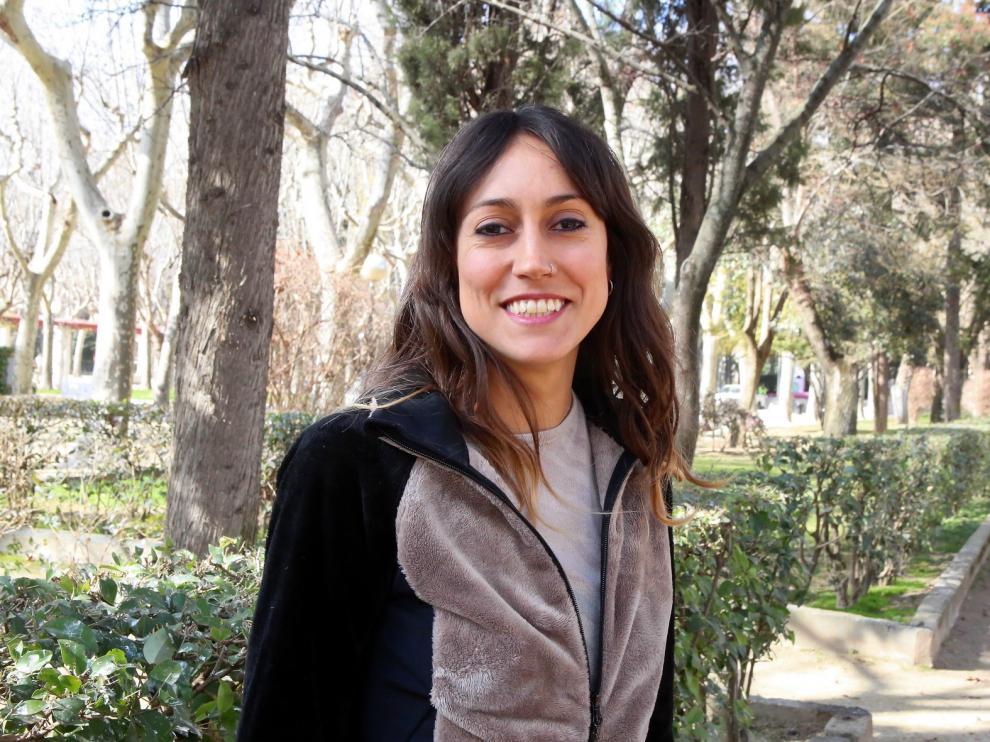 "Beatriz Mur: ""Sería un lujazo no tener que irme de Saravillo cada seis meses por trabajo"""