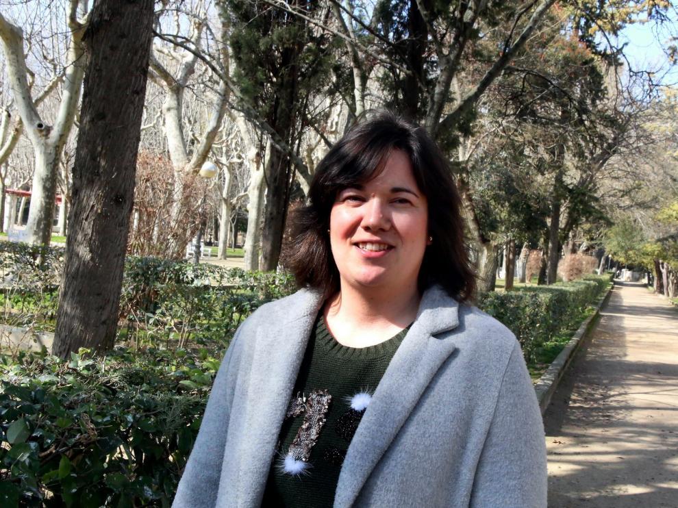 """Estefanía Gastón: """"Quiero encontrar un empleo estable, pero en un pueblo es más difícil"""""""