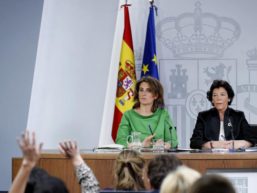 El Gobierno rebaja la expectativa sobre la exhumación de Franco