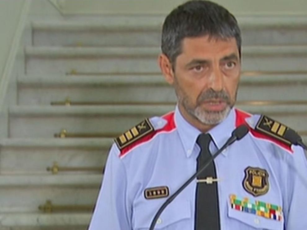 La Audiencia Nacional juzgará a Trapero y a la cúpula de los Mossos