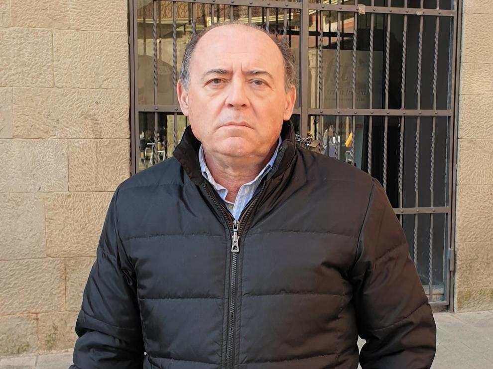 """Juan Vilas: """"El sector de la trufa es un gigante con los pies de barro"""""""